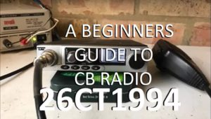 Beginners Guide to CB Radio