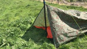 Portable CB Radio Activation Shelter