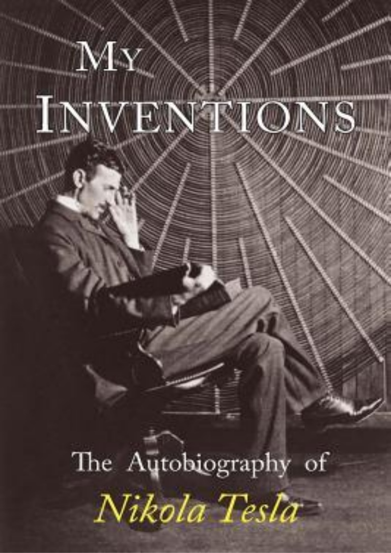 my inventions the autobiography of nikola tesla pdf free download